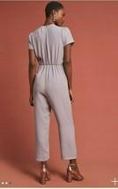 Anthropologie Plath Jumpsuit by Amadi $150 Sz M- NWT image 1