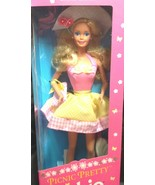 Picnic Pretty Mattel Barbie Doll Limited Edition #3808 NRFB 1992  - $24.70