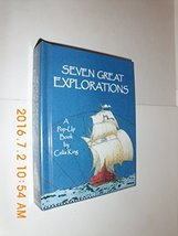 Seven Great Explorations - A Pop-Up Book King, Celia - $16.41