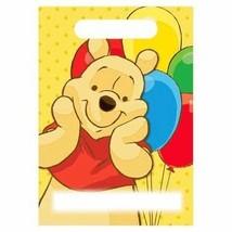 Winnie The Pooh Treat Sack - 8/Pkg. - $4.35