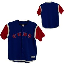 Vintage Chicago Cubs Baseball Jersey True Fan MLB Jersey made in Taiwan size LG - $29.48