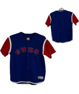 Vintage Chicago Cubs Baseball Jersey True Fan MLB Jersey made in Taiwan ... - $29.48