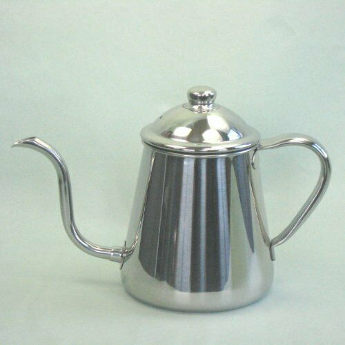 *Takahiro coffee drip pot 0.9L 18-8 stainless IH corresponding
