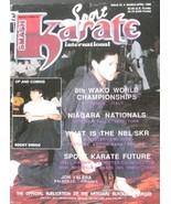 1990 SPORT KARATE ROCKY DIRICO JON VALERA BLACK BELT KUNG FU MARTIAL ARTS - $9.99