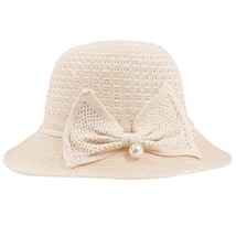 Sun Hats For Women Casual Sunscreen Solid Wide Breathable Brimmed Floppy... - $11.08