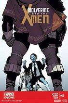 Wolverine and X-men #5 [Comic] [Jun 18, 2014] Jason Latour - $1.97