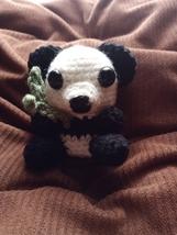 Crochet Handmade Amigurumi Panda - $12.50