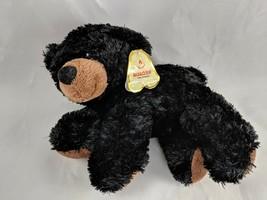 "Aurora Black Bear Plush Sullivan 6"" Stuffed Animal toy - $4.95"