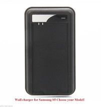Replacement battery Wall Dock Charger for Samsung Galaxy s s5 sV cell phone New - $11.50+