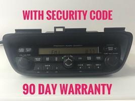 """HO382"" 2005-2010 Honda Odyssey AM FM XM 1PU1 Radio Receiver OEM - $84.15"