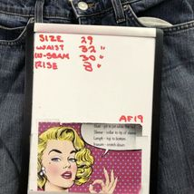 Juicy Couture Women's Blue Jeans 29 image 8