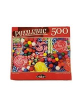 """Puzzlebug 500 Piece Puzzle Colorful Candies18.25""""  X 11"""" New COLORFUL - $6.23"""