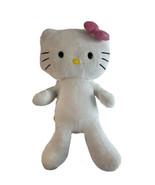 "Hello Kitty WhitePlush 19"" Build a Bear Workshop SANRIO Doll Stuffed An... - $16.79"