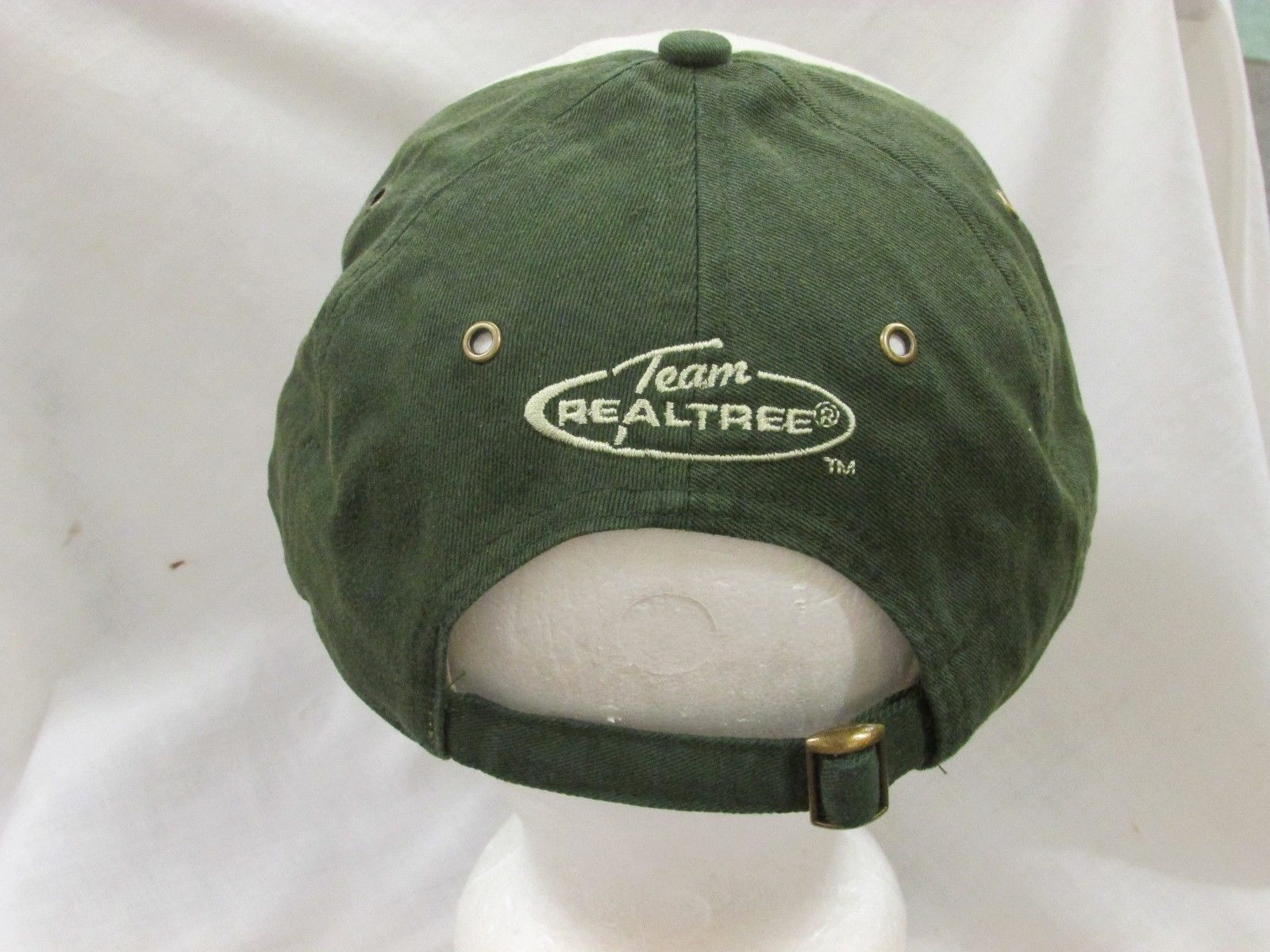 trucker hat baseball cap TEAM REALTREE SINCE 1986 new style cool rare patch