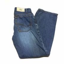 Tommy Hilfiger Boys Jeans size 14 Blue Jeans Slim Revolution - $19.79