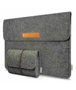 "Inateck Felt 15 -15.4"" MacBook Pro Sleeve Case Ultrabook Netbook Bag Poc... - $18.50"