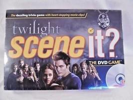 Scene It Twilight Edition DVD Video Board Game Mattel 2009  - $26.14