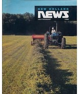 New Holland News Magazine July/August 1998 - $1.75