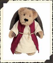 "Boyds Bears ""Noah""  - 8"" Plush Bear-  #568001 - New- 2002- Retired - $21.99"