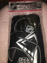Franklin Sports Street Hockey NHL GB 140 Goalie Blocker, Junior S M 14 i... - $48.51