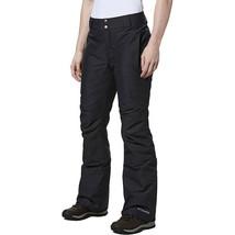 Columbia Women's Standard Bugaboo II Pant, Black Crossdye, Medium x Regular - $74.24