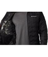 NWT COLUMBIA Delta Ridge™ Down Hooded Jacket Black, All Sizes - $149.90