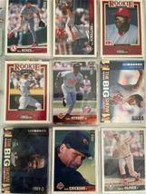 Vtg 3977 Baseball Trading Card Lot Binder Sticker Signed Rookie Photo Pete Rose image 9