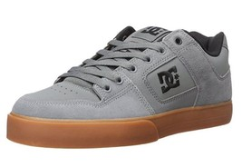 Mens DC (Grey/Gum) Pure Shoes - $65.00