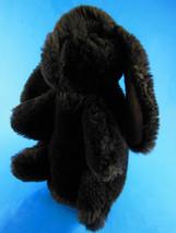 "Rabbit Hand Puppet Full Body Handmade 8"" Adorable Soft Sable Brown plush - $9.89"