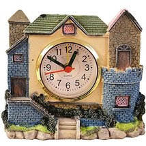 George Jimmy Creative Alarm Clock Fashion Wake Up Alarm Clocks - Castle Random 0 - $26.17
