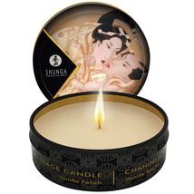 Shunga Mini Massage Candle-Vanilla Fetish - $9.49
