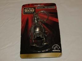 Selten Star Wars Folge 1 Metall Schlüsselanhänger Applause Watto 43105 I... - $14.95