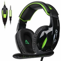 Gaming Headset SUPSOO G813 Xbox one Gaming Headset 3.5mm Stereo Wired Over Ear - $32.59