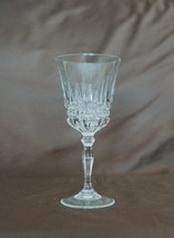 Irish LEAD crystal wine glass water goblet multiple available Irish cut ... - $38.33