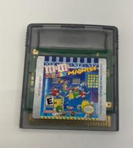 M&M's Minis Madness (Nintendo Game Boy Color, 2000) - $6.99