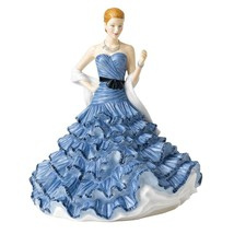 Royal Doulton Pretty Ladies Isabella HN 5751 New Hand Signed by Michael ... - $262.35