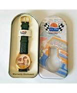VTG Sun Time Racing Watch NASCAR Driver Signature Ser. Kodak 4 Sterling ... - $18.76