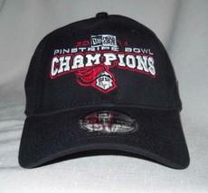 2011 PINSTRIPE BOWL Champions Rutgers NEW ERA 39Thirty Hat Stretch Fit OSFM - $17.94