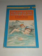 THE CASE OF THE SLIPPERY SHARKS Stephen Mooser  PB - $4.75