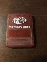 Mad Catz Memory Card For PS1 or PS2 PlayStation - $7.43