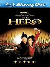 Jet Li Hero [Blu-ray] - $3.95