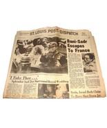 1981 July 29 St. Louis Post Dispatch Newspaper ROYAL WEDDING Princess Di... - $15.99