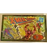 1992 Marvel Comics Uncanny X-Men Alert Adventure Board Game *BOX ONLY* E... - $33.41