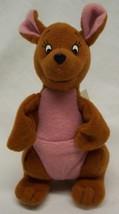 "Walt Disney Winnie the Pooh KANGA KANGAROO FINGER PUPPET 5"" STUFFED ANIM... - $16.34"