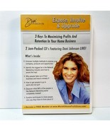 OUT OF PRINT Expose, Involve & Upgrade CD Set Home Business Dani Johnson... - $13.38