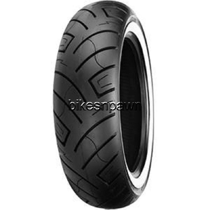 New Shinko 777 H.D. 100/90-19 WW Front 61H Cruiser Reinforced Motorcycle Tire