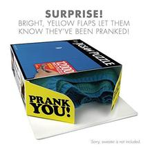 "Prank Pack""12,000 Piece Puzzle"" - Wrap Your Real Gift in a Funny Joke Gift Box - image 2"