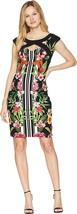 Sangria Womens Tropical Cap Sleeve Dress - $62.99