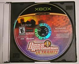 Xbox - Dance Dance Revolution Ultramix (Game Only) - $6.25