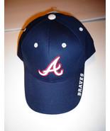 Atlanta Braves Men's and Women's Youth Cap Hats  Genuine Merchindise NWT - $16.99